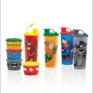Tupperware Avenger set